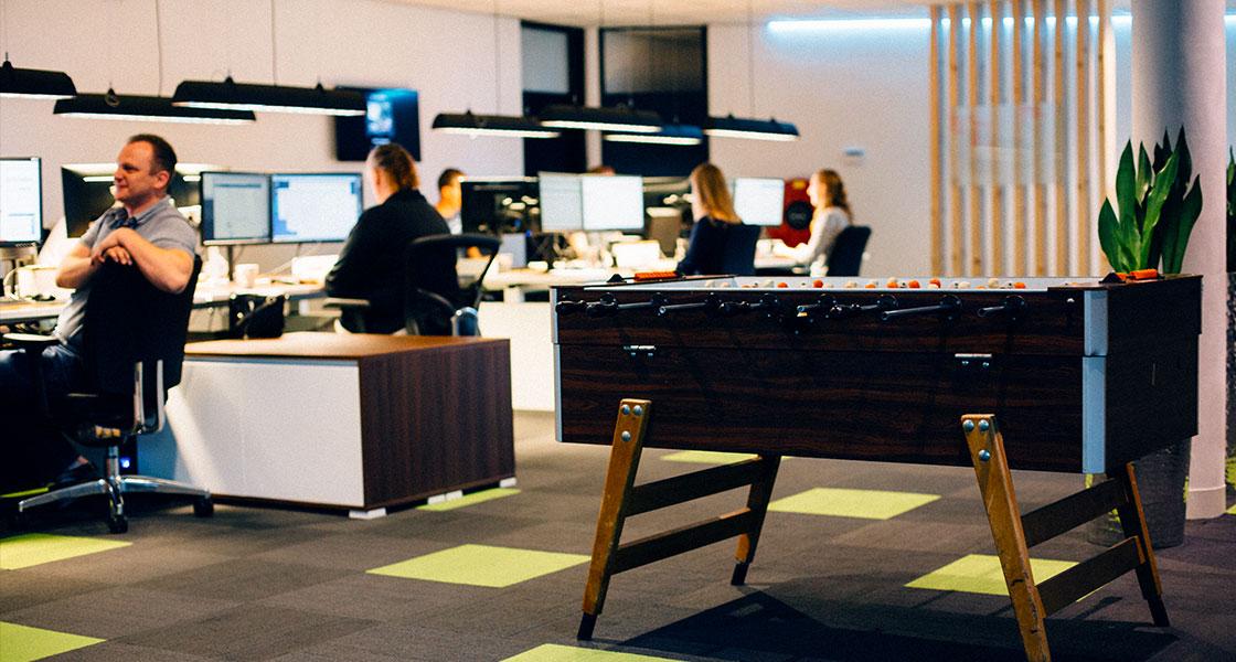 kantoor van WebdesignTilburg